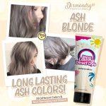 Dixmondsg Ash Blonde Hair Dye