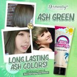 Dixmondsg Ash Green Hair Dye
