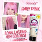 Dixmondsg Baby Pink Hair Dye