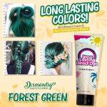 Dixmondsg Forest Green Hair Dye