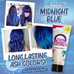 Dixmondsg Midnight Blue Hair Dye