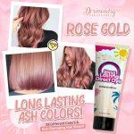 Dixmondsg Rose Gold Hair Dye