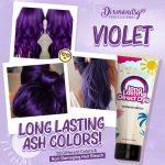 Dixmondsg Violet Hair Dye